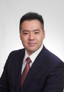 代表取締役社長上谷修一郎の写真
