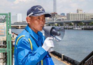 交通警備業務のイメージ写真