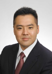 代表取締役上谷修一郎の写真